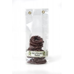 Mele al Cioccolato Fondente